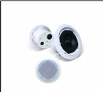 6inch Ceiling Speaker with rear cover and power tap