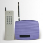 Wireless IP controller