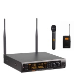 UFH Wireless Microphone System